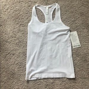NWT lululemon swiftly tech tank